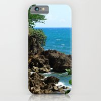 iPhone & iPod Case featuring Near the lighthouse @ Rincon by Ricardo Patino