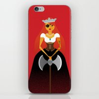 Dama iPhone & iPod Skin