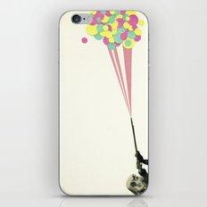 Water Fight iPhone & iPod Skin