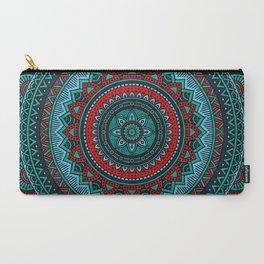 Carry-All Pouch - Hippie mandala 35 - Mantra Mandala