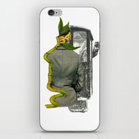 We Aren't Always Who We Appear iPhone & iPod Skin