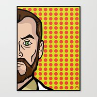 Dr. Krieger Of ISIS Canvas Print