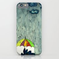 Oh! Raining Night iPhone 6 Slim Case