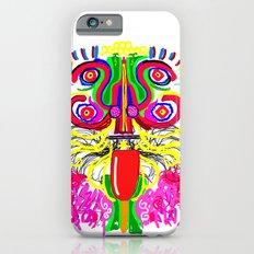 Maya lion iPhone 6 Slim Case