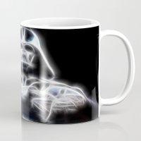 Darth Vader Electric Ghost Mug