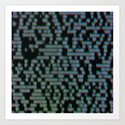 Signal Loss Art Print