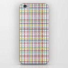 Rainbow Weave iPhone & iPod Skin