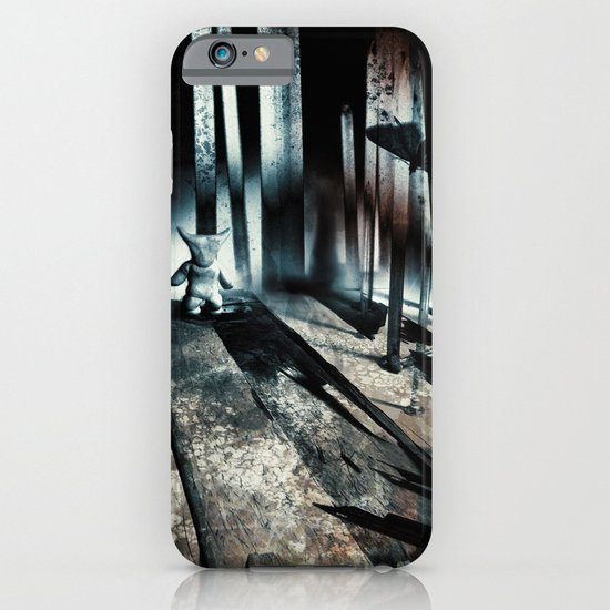 haunted. 9 iPhone & iPod Case