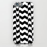 Chevron Pieces iPhone 6 Slim Case