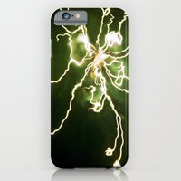 iPhone & iPod Case featuring Electric by Ravius Kiedn
