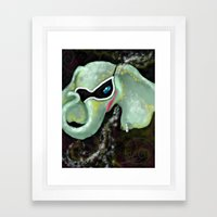 The Mardiphant Framed Art Print