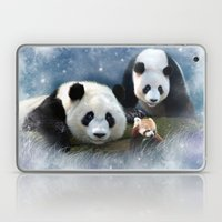 Pandas Laptop & iPad Skin
