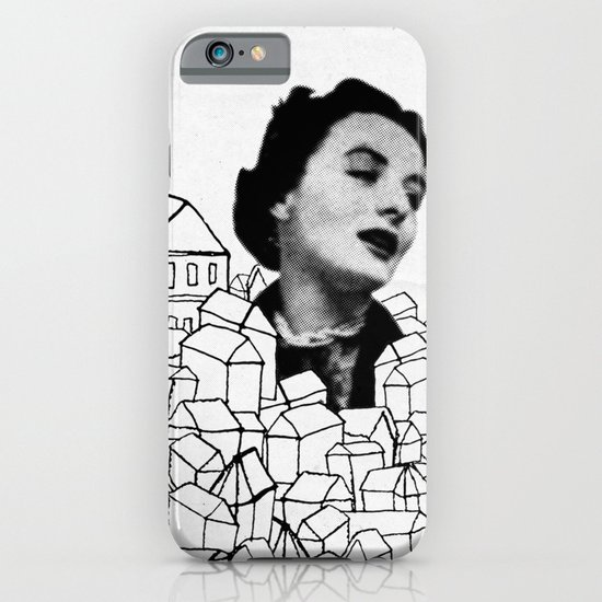 Homes On Parade iPhone & iPod Case
