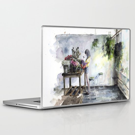 green care Laptop & iPad Skin