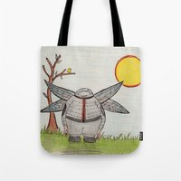 Cutey Tote Bag