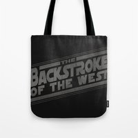 Backstroke of the West Tote Bag