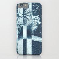Swell Zone Splatter Ice iPhone 6 Slim Case