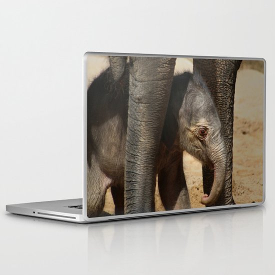 Elephant Laptop & iPad Skin