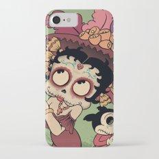 La Catrina Betty Slim Case iPhone 7