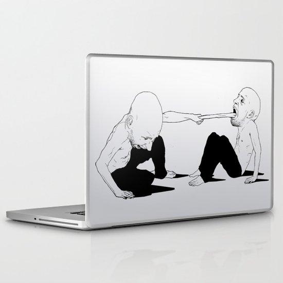 sore loser Laptop & iPad Skin