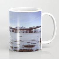 Llandudno Pier Mug