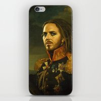 Tim Minchin - Replacefac… iPhone & iPod Skin