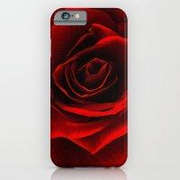 rose d'amour iPhone 6 Slim Case