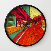 Buy gold - Fortuna Series Wall Clock