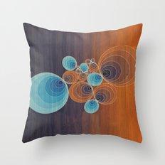 Infinit Throw Pillow