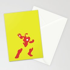 Man-Made Machines Stationery Cards