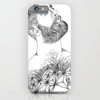 beard's star iPhone 6 Slim Case