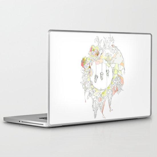 sugar tooth Laptop & iPad Skin