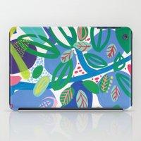 Secret Garden II iPad Case