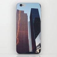 Houston iPhone & iPod Skin