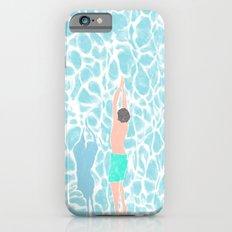 SWIMMING ALONE Slim Case iPhone 6s