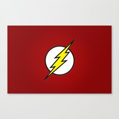 Flash - Digital Work Canvas Print