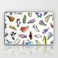 Sneakers Addiction Laptop & iPad Skin