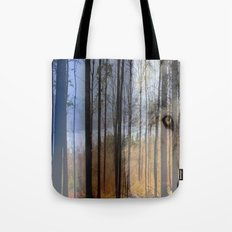 Wolf Country 2 Tote Bag