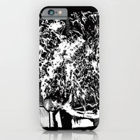 Burning Monk iPhone 6 Slim Case