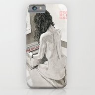 iPhone & iPod Case featuring Record Collection by Bryan James