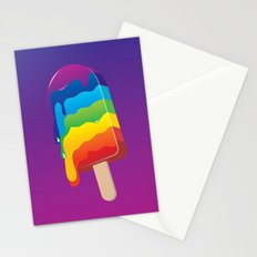Ice-cream Rainbow Stationery Cards
