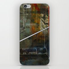 Comic Element iPhone & iPod Skin
