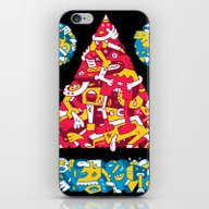 Trip Top Trump iPhone & iPod Skin