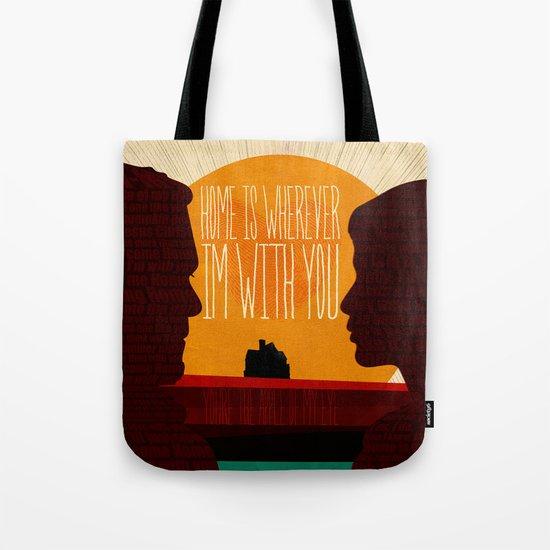 Oh, Home! Tote Bag