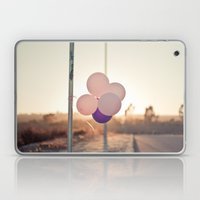 pink + purple Laptop & iPad Skin