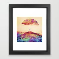Altered Mind Framed Art Print