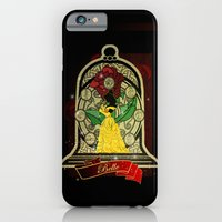 Beauty and the beast (Belle) iPhone 6 Slim Case