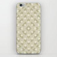 A  Kaleidoscope Of Heart… iPhone & iPod Skin