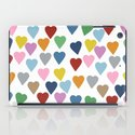 Hearts #3 iPad Case