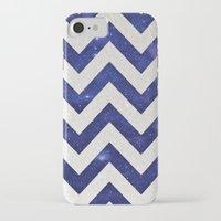 chevron iPhone & iPod Cases featuring ChEVRON by Monika Strigel